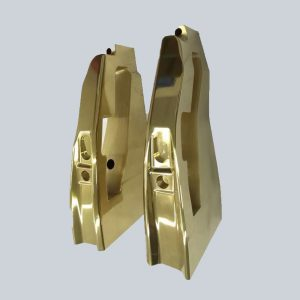 Brass CNC rapid manufacturing parts