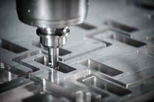 Precision CNC milling services