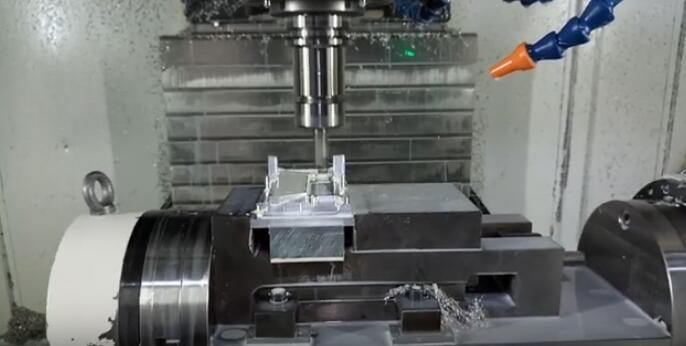 CNC machining services from cymanufacturing