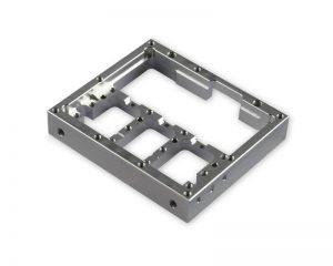 Precision CNC milling part