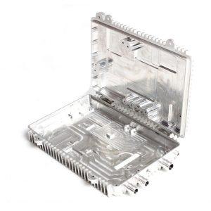 Aluminum CNC milling box