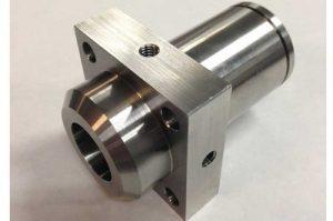 steel turned part