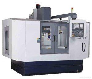 CNC machine type-Milling machine